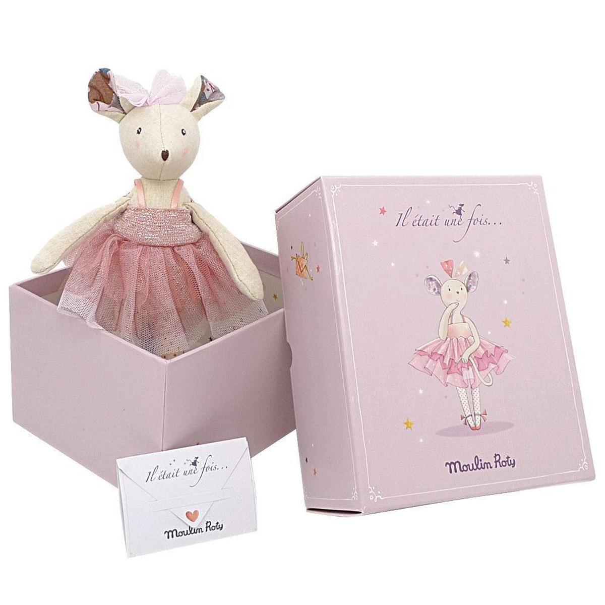 Ratinha Bailarina da Moulin Roty
