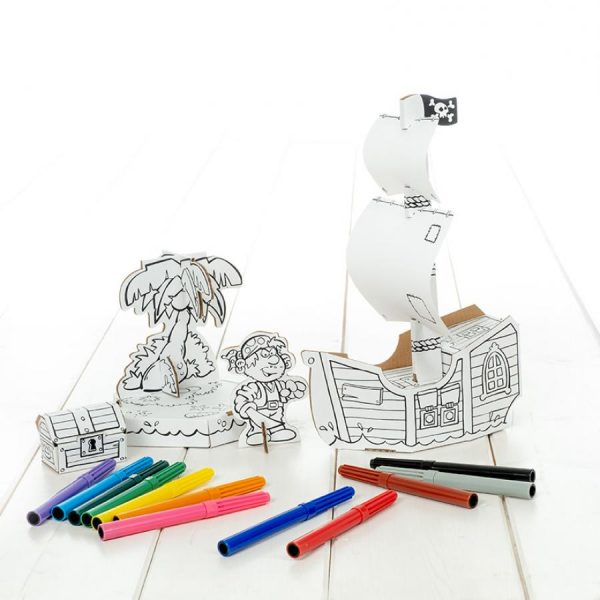 barco dos piratas