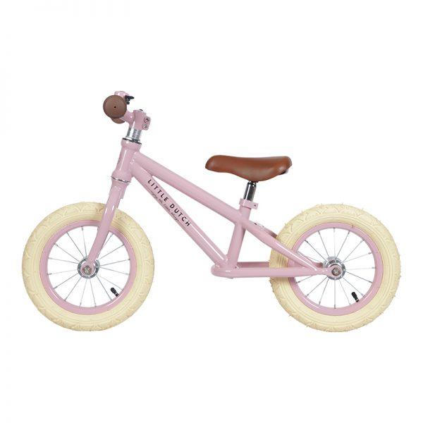 Bicicleta de Equilibrio - Rosa Pastel