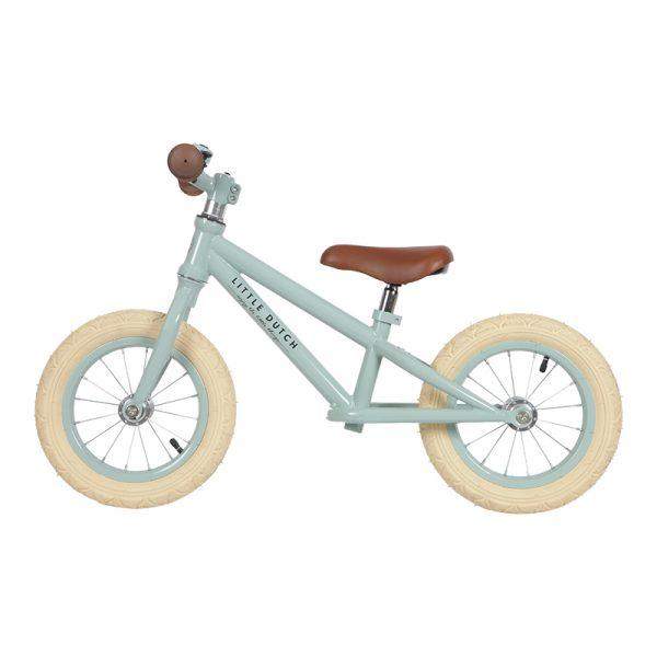 bicicleta de equilibrio menta