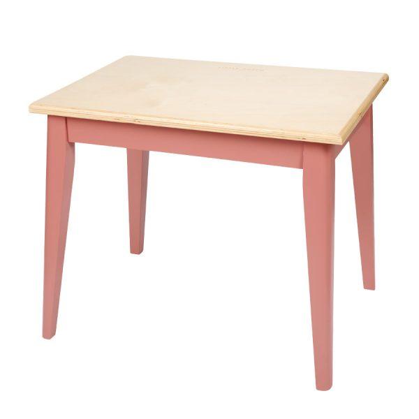 Mesa Vintage para Criança em Rosa, da Little Dutch